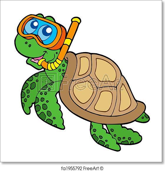 Clipart turtle summer. Free sea download clip