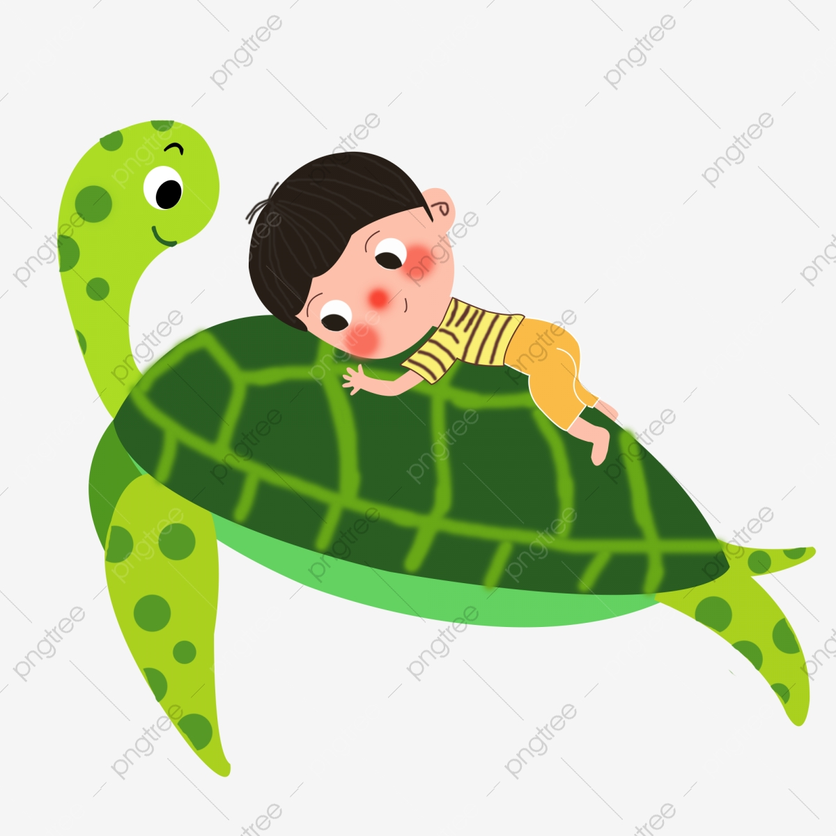Clipart turtle summer, Clipart turtle summer Transparent ...