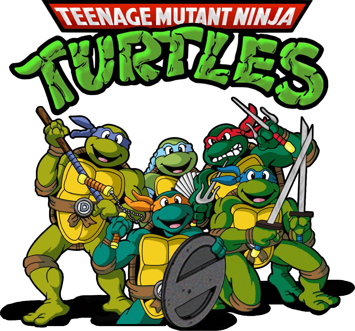 Teenage mutant ninja s. Clipart turtle transparent background