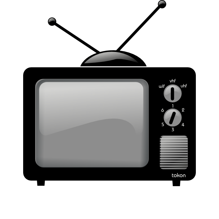 By jennifer wu on. Television clipart classic tv
