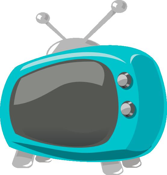 Clipartist net clip art. Television clipart green