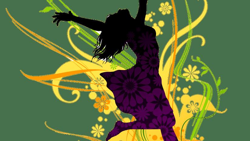Dance like nobody s. Clipart tv advertiser