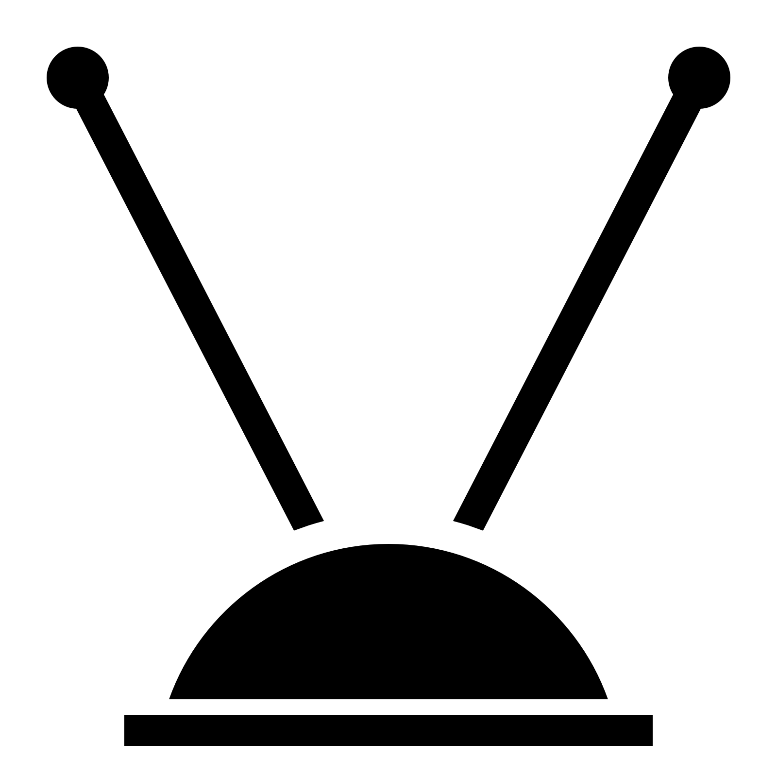 Pencil and in color. Clipart tv antenna clipart