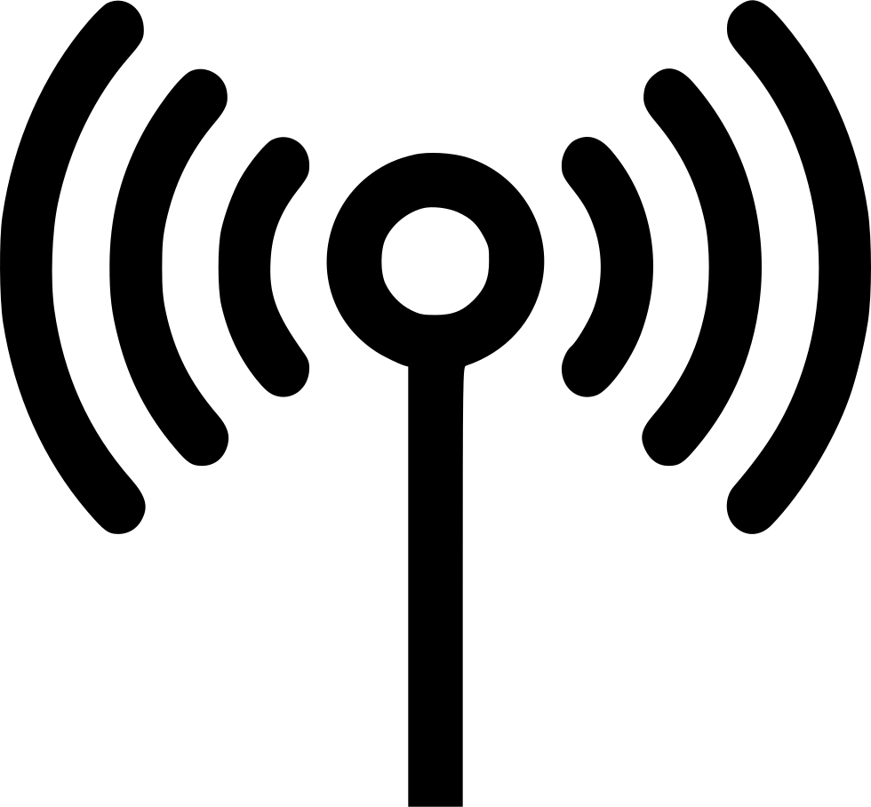 Clipart tv antenna clipart. Electronics signal technology wifi