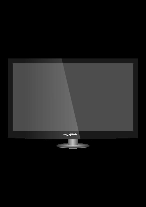 Free stock stockio com. Television clipart hd tv