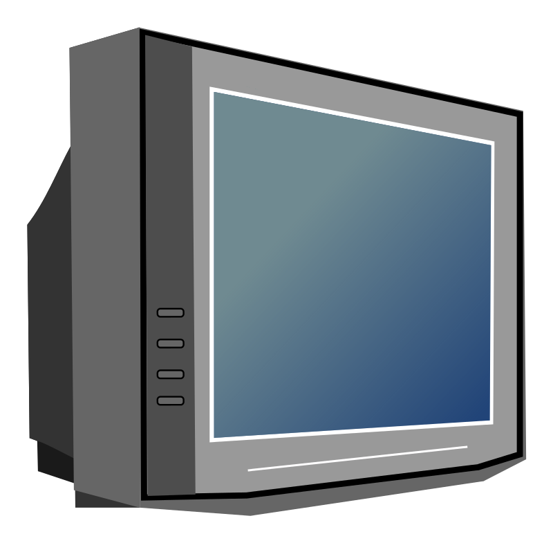 Television clipart back tv. Free appliances cliparts download