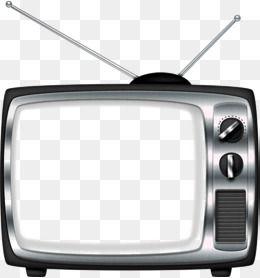 Television clipart old fashioned.  retro tv deductible