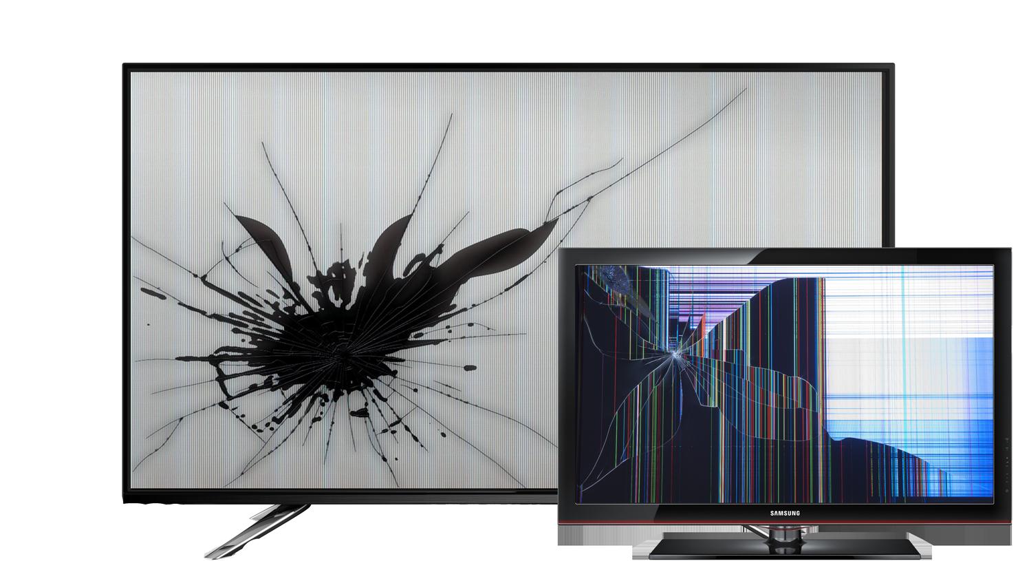 Repair cork centre screen. Clipart tv broken tv