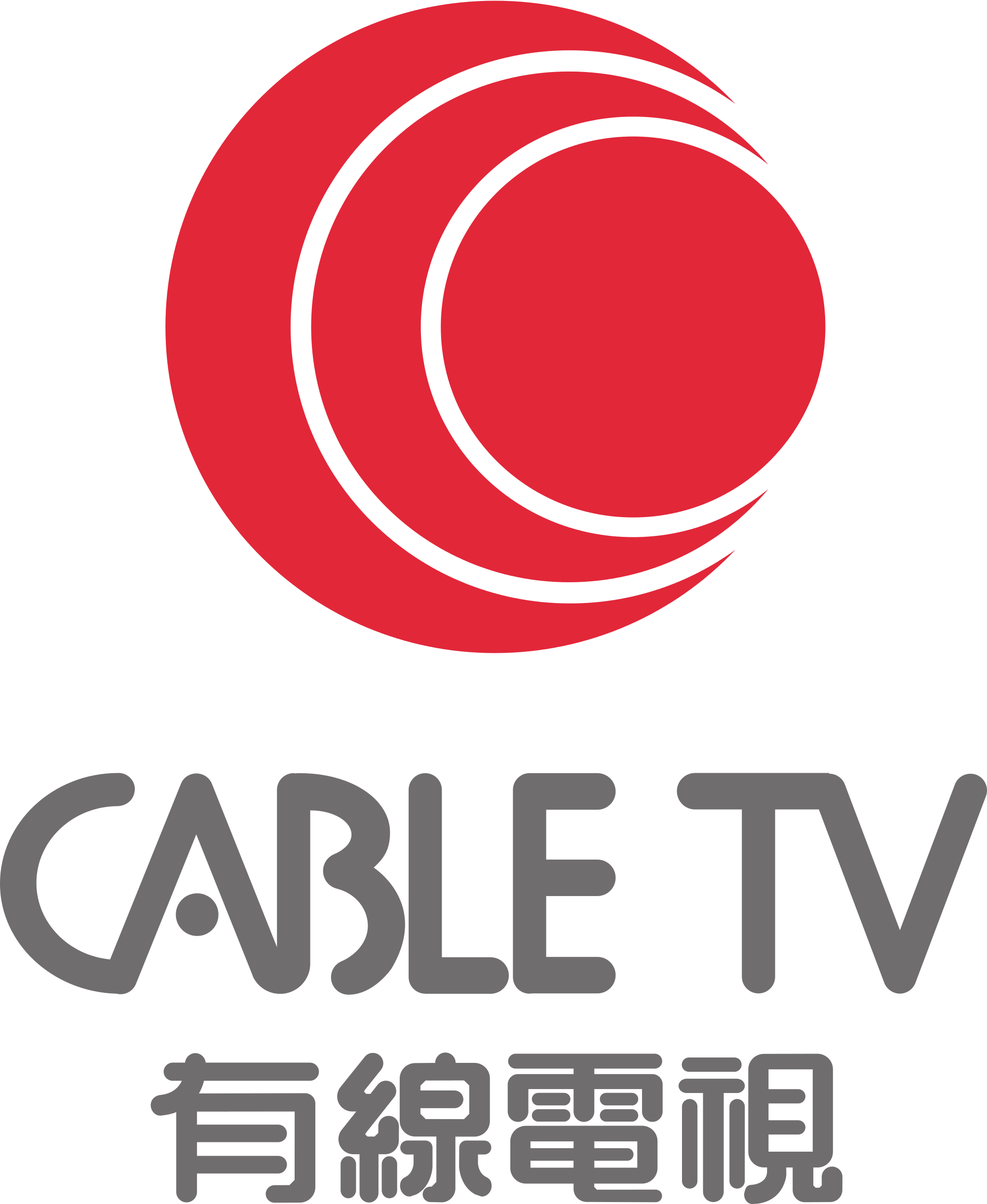 television clipart cable tv