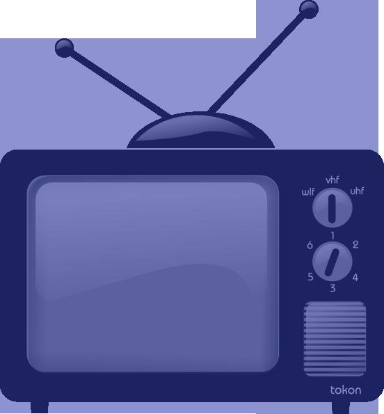 Clipart tv classic tv. Media deceit
