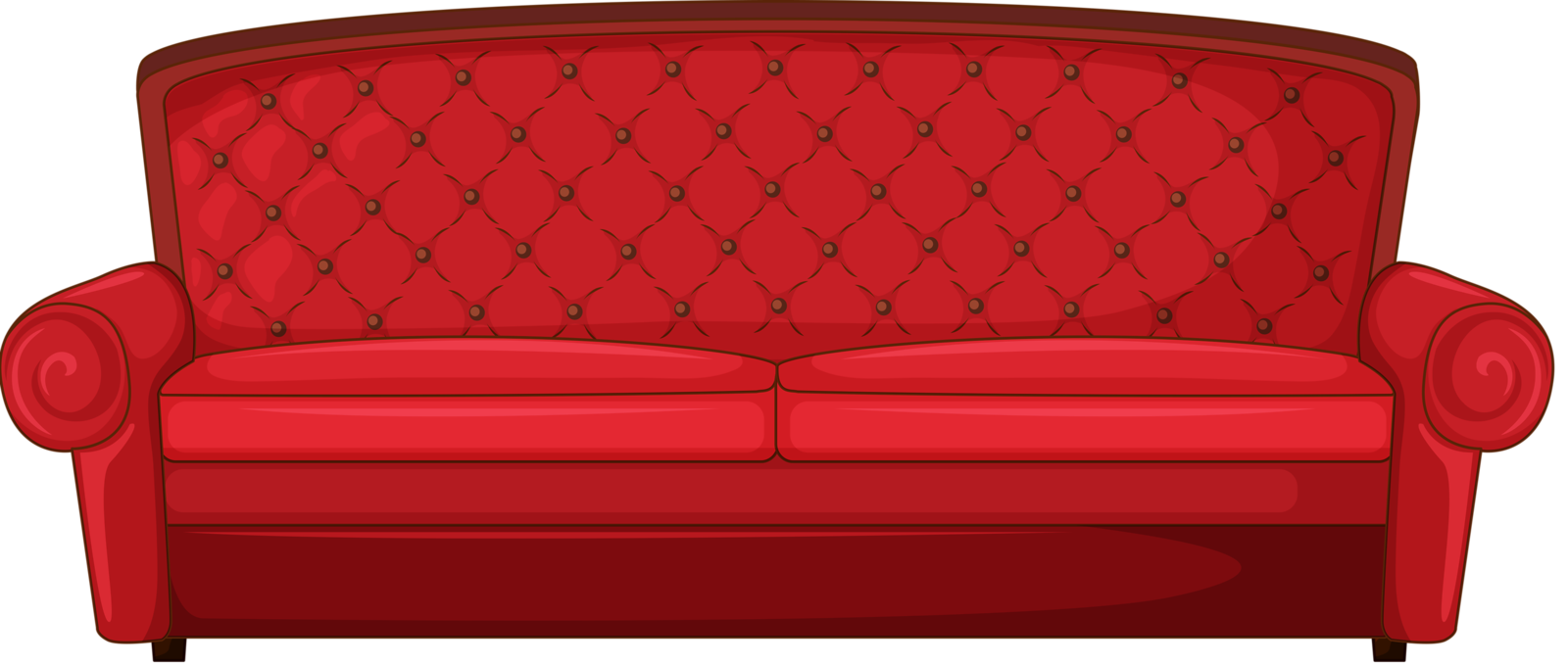 Couch clipart household furniture. Ch b home pinterest