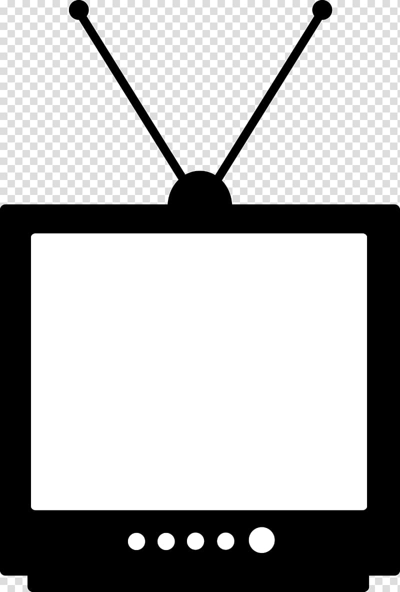 Clipart tv drawing. Television transparent background png