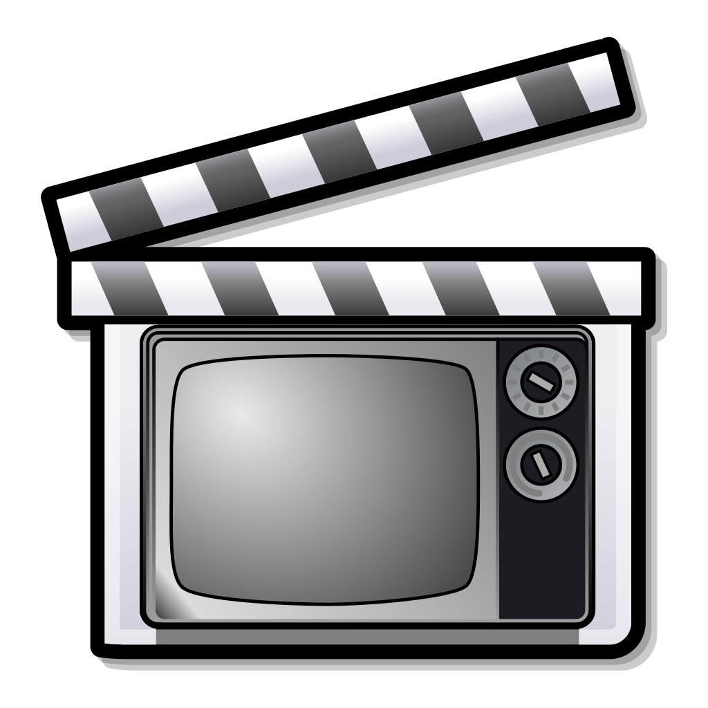Clipart tv film tv. File tvfilm svg wikipedia