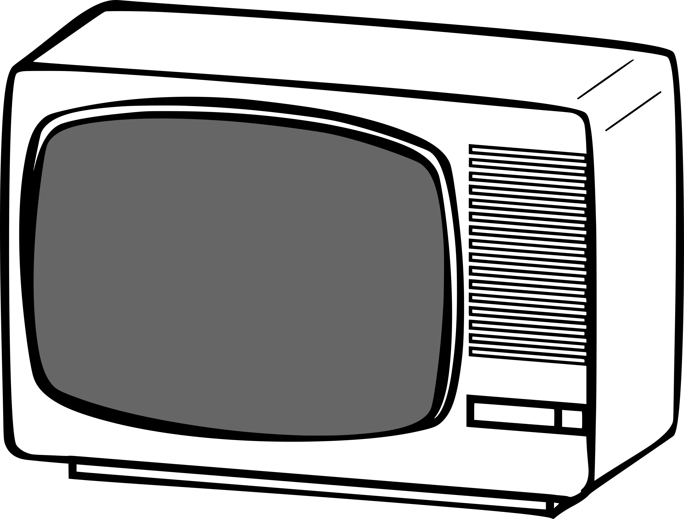 What hollywood could learn. Clipart tv film tv