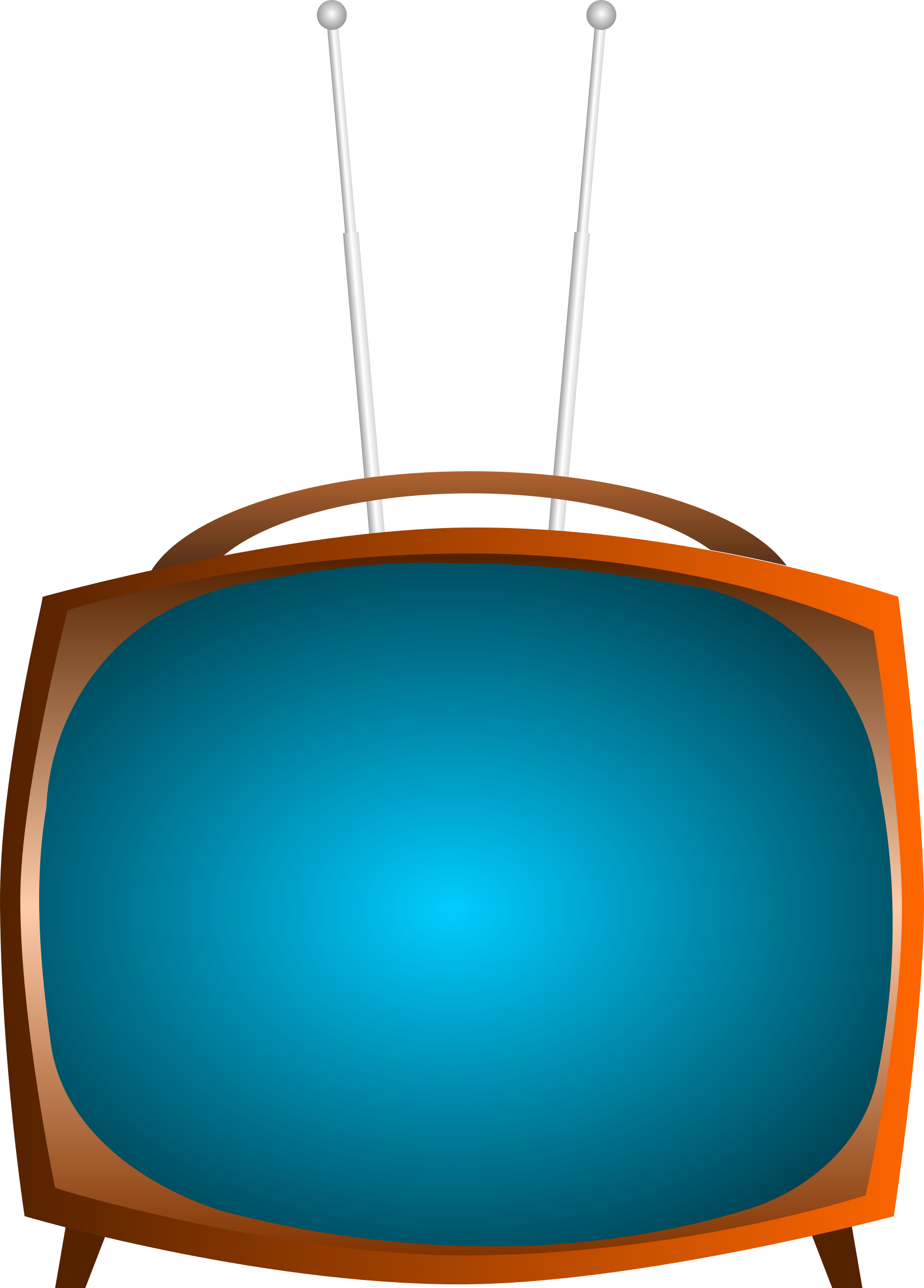 tv huge freebie. Television clipart green