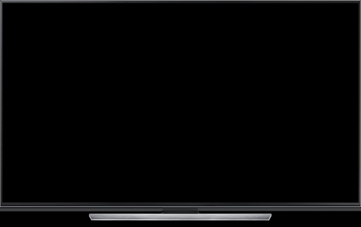 Tv frame png. Hd clipart transparent transparentpng