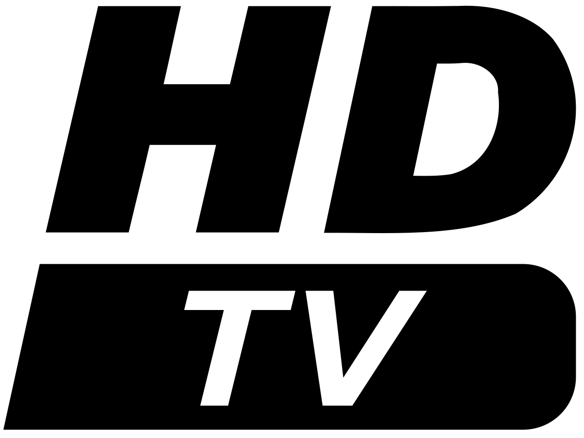 High definition television simple. Clipart tv hd tv