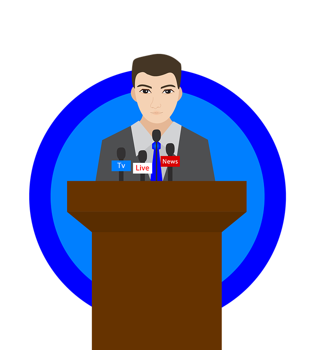 Presidents political science free. Clipart tv illustration