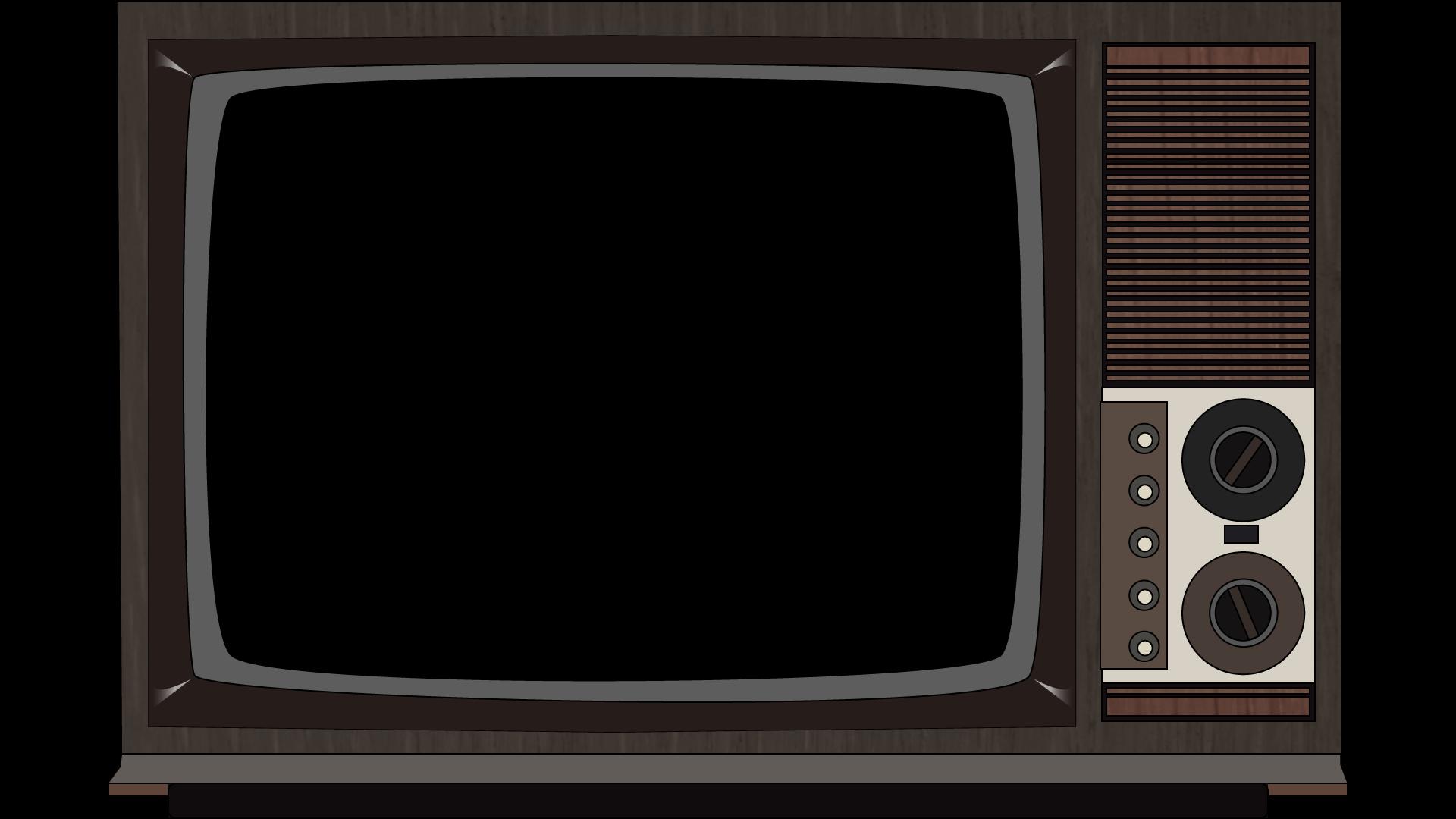 Old png image purepng. Television clipart tv set