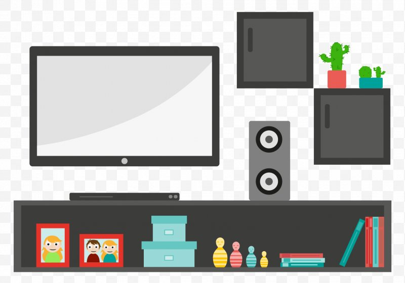 Television clipart tv room, Television tv room Transparent ...