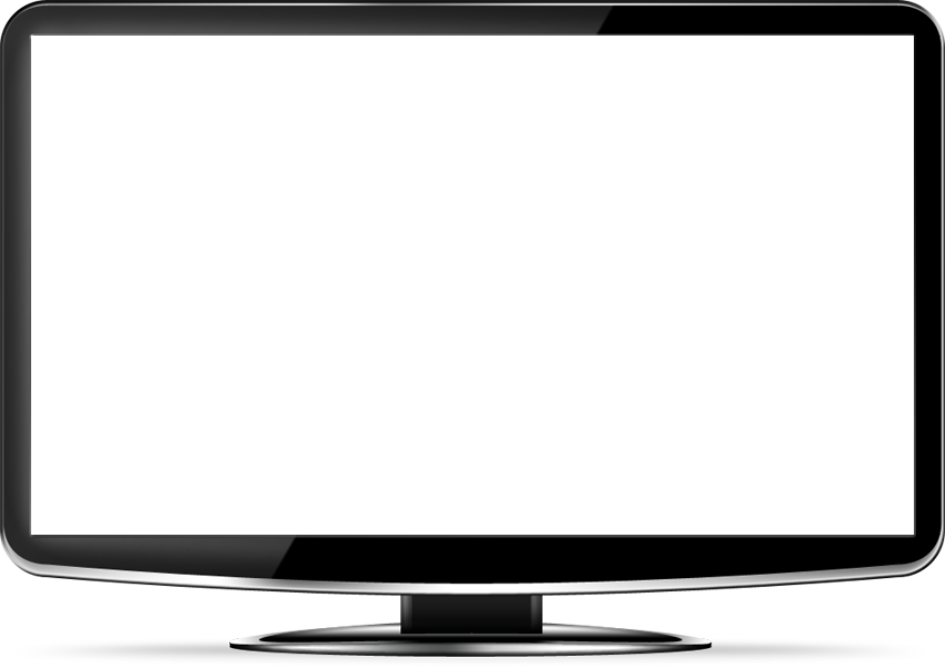 Clipart tv monitor.  collection of transparent