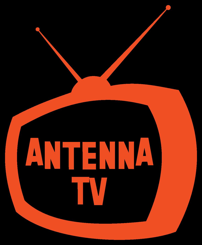 Antenna wikipedia . Television clipart back tv