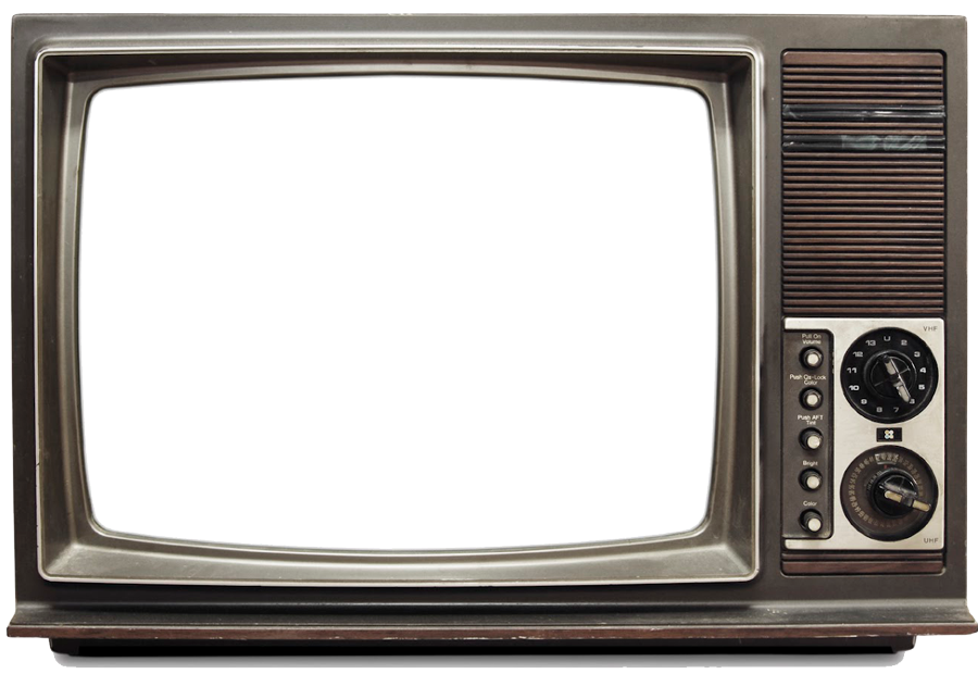 Television clipart old school. Png image purepng free