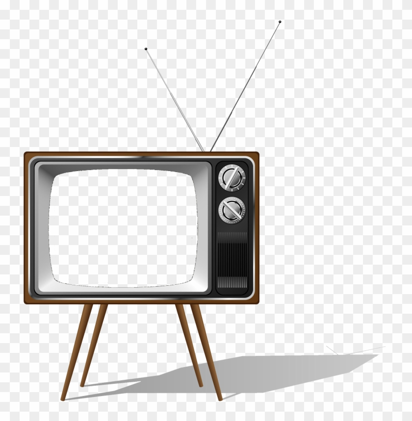 School set hd png. Clipart tv old fashioned tv