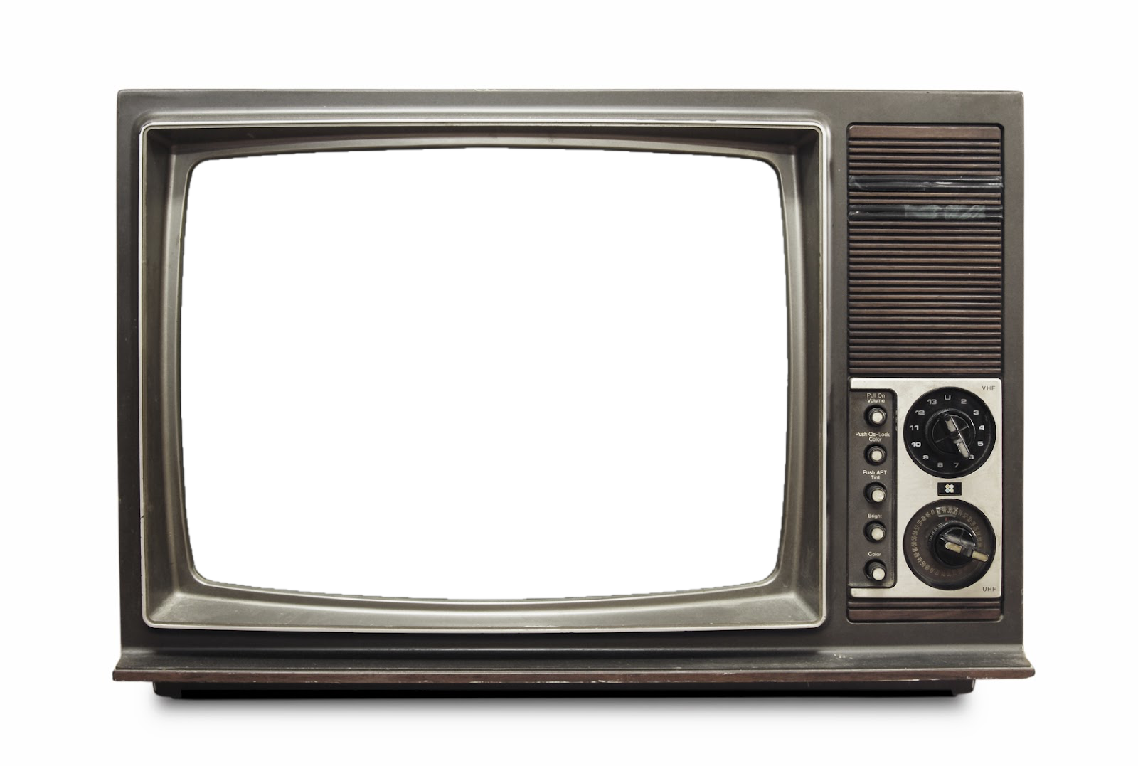 Clipart tv old technology. Retro screen acur lunamedia