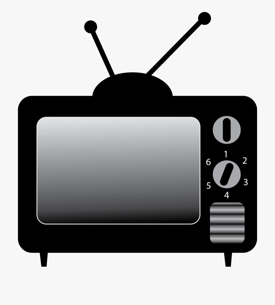 Clipart tv old technology. Illustrator nick edgar digital