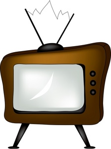 Clipart tv old technology. Free s cliparts download