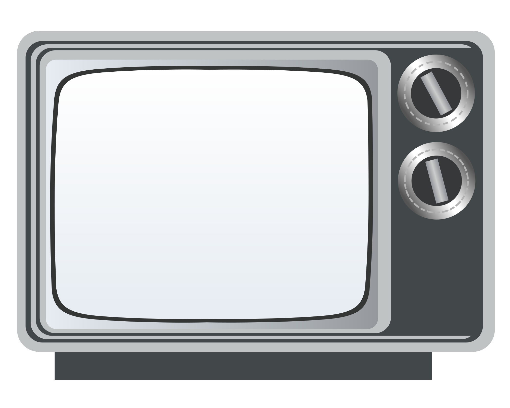 Old png image purepng. Television clipart square thing