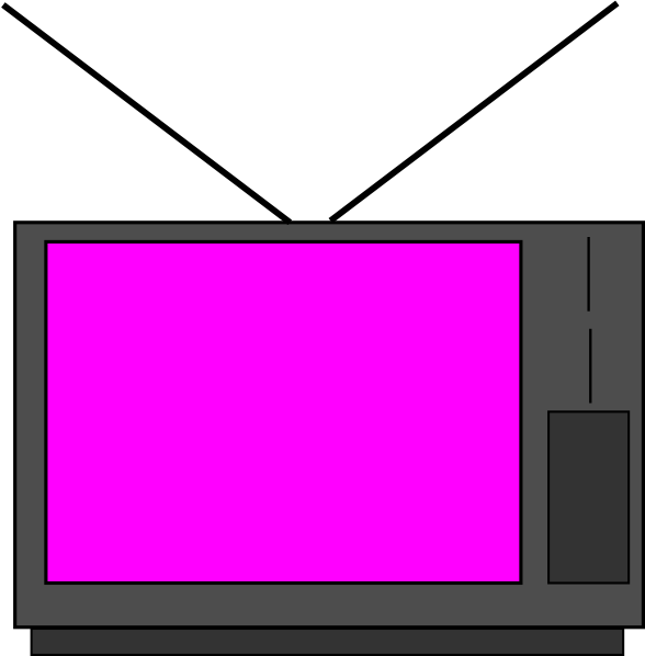 Clip art at clker. Television clipart square thing