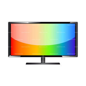 Television clipart animated. Free tv images at