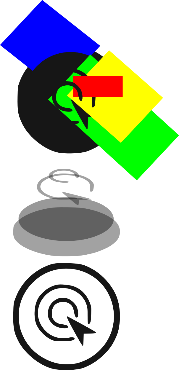 Clipart tv shape object. Inkscape why does breaking