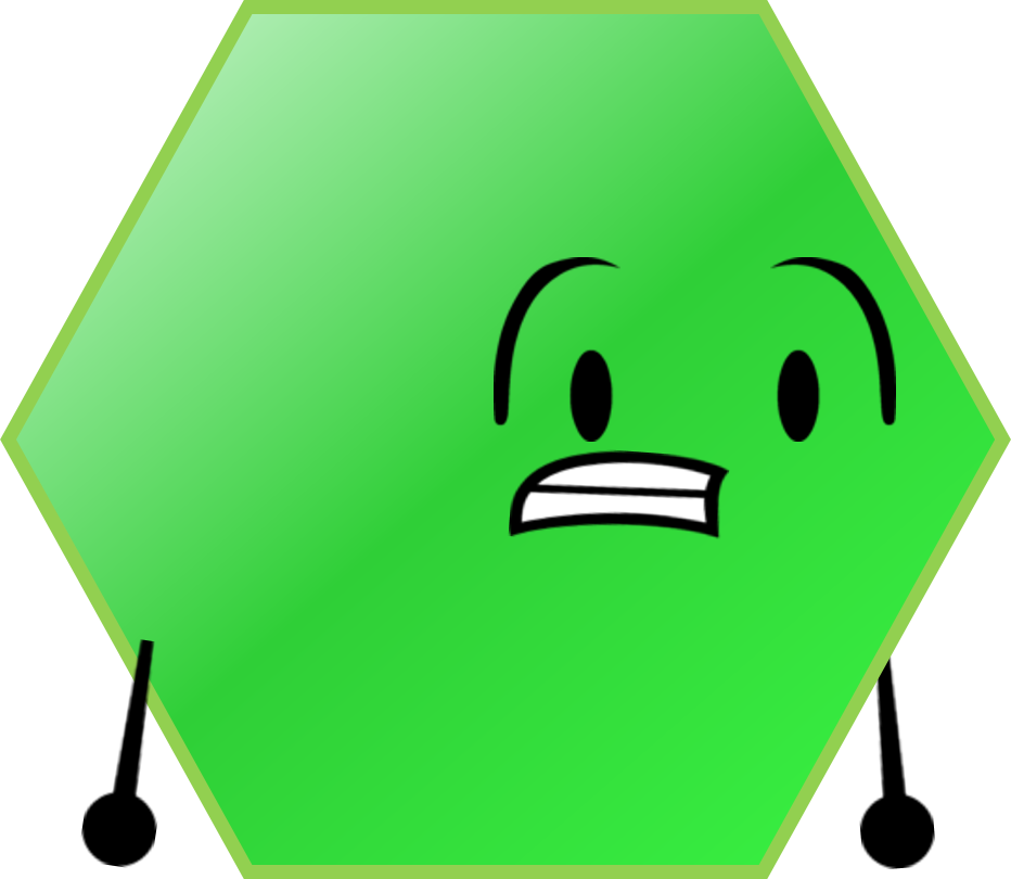 Hexagon hotness wikia fandom. Clipart tv shape object