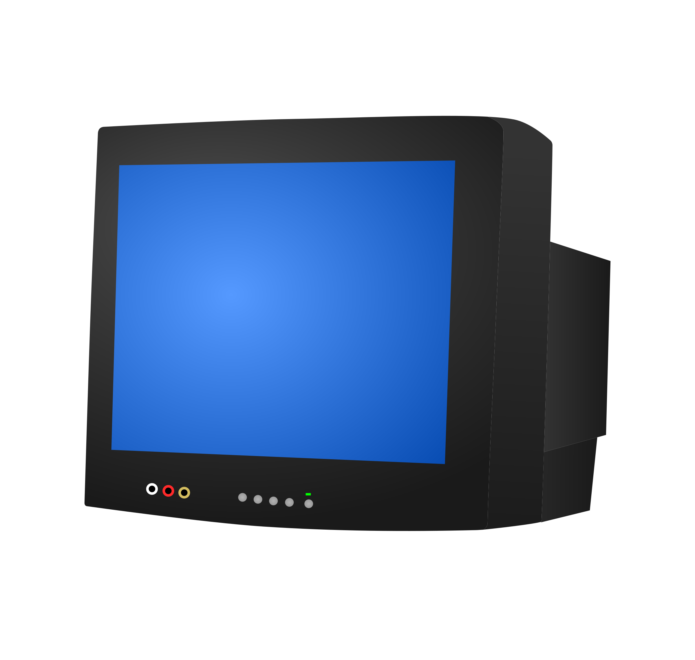 Clipart tv small tv. Crt big image png