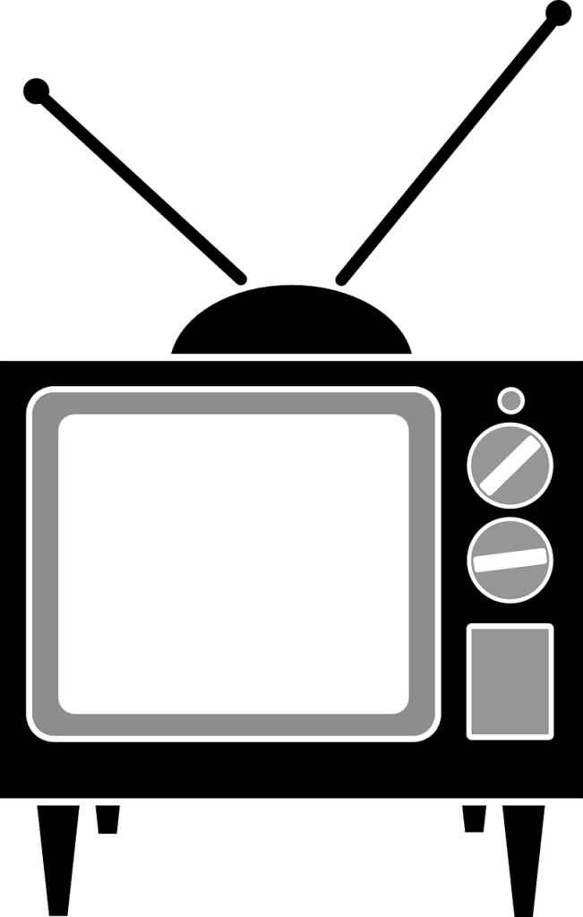 What is the best. Television clipart tv remote