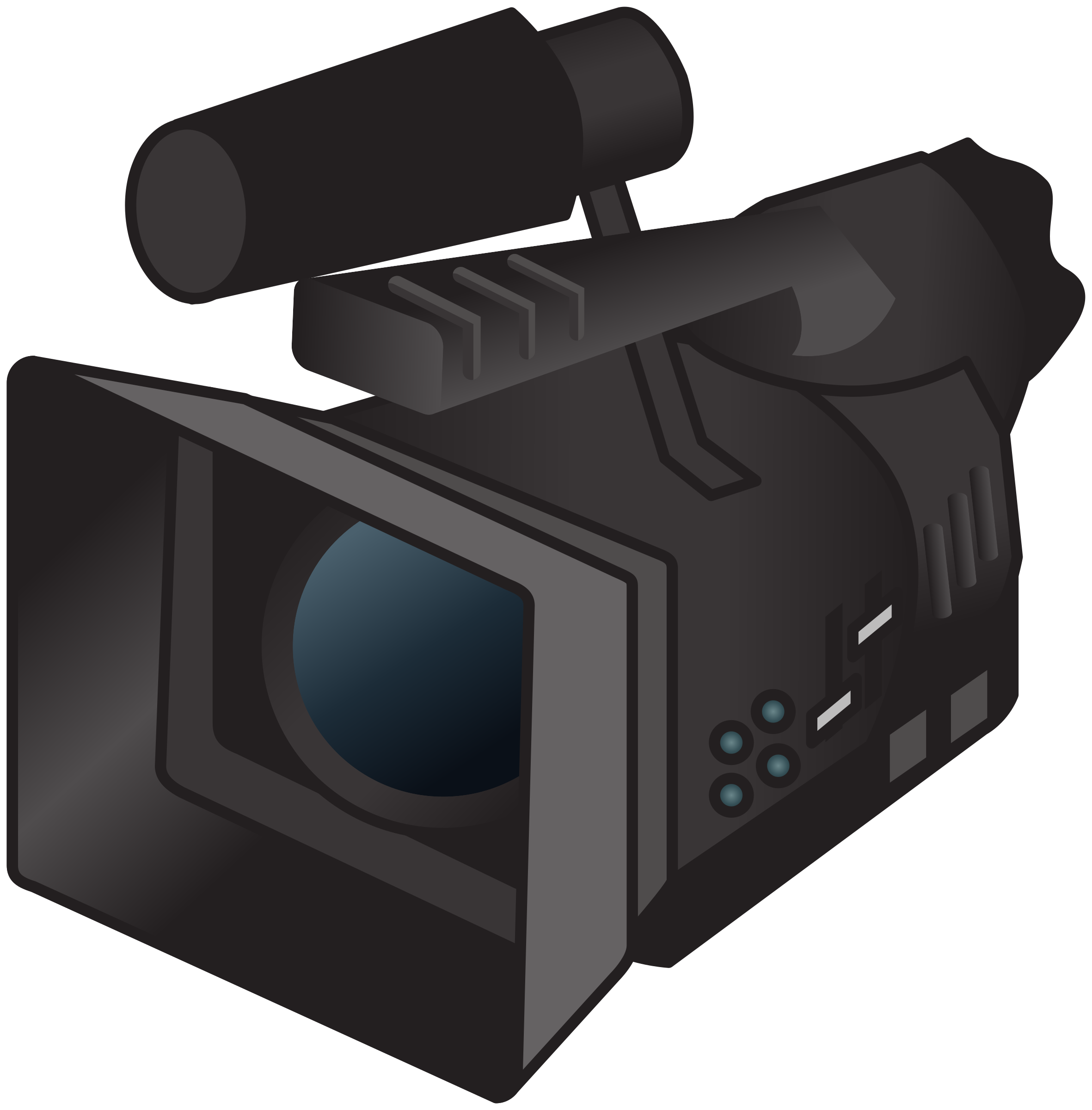 Professional big image png. Television clipart television camera