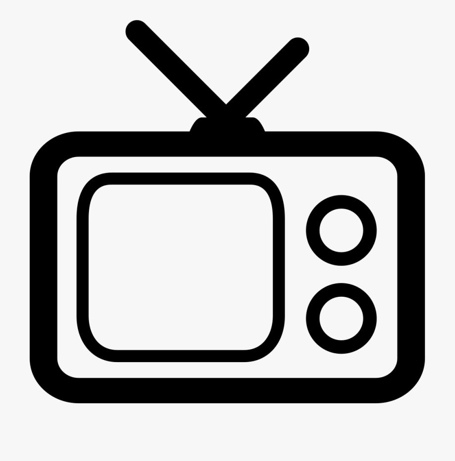 Clipart tv transparent background. Television clip art pictures