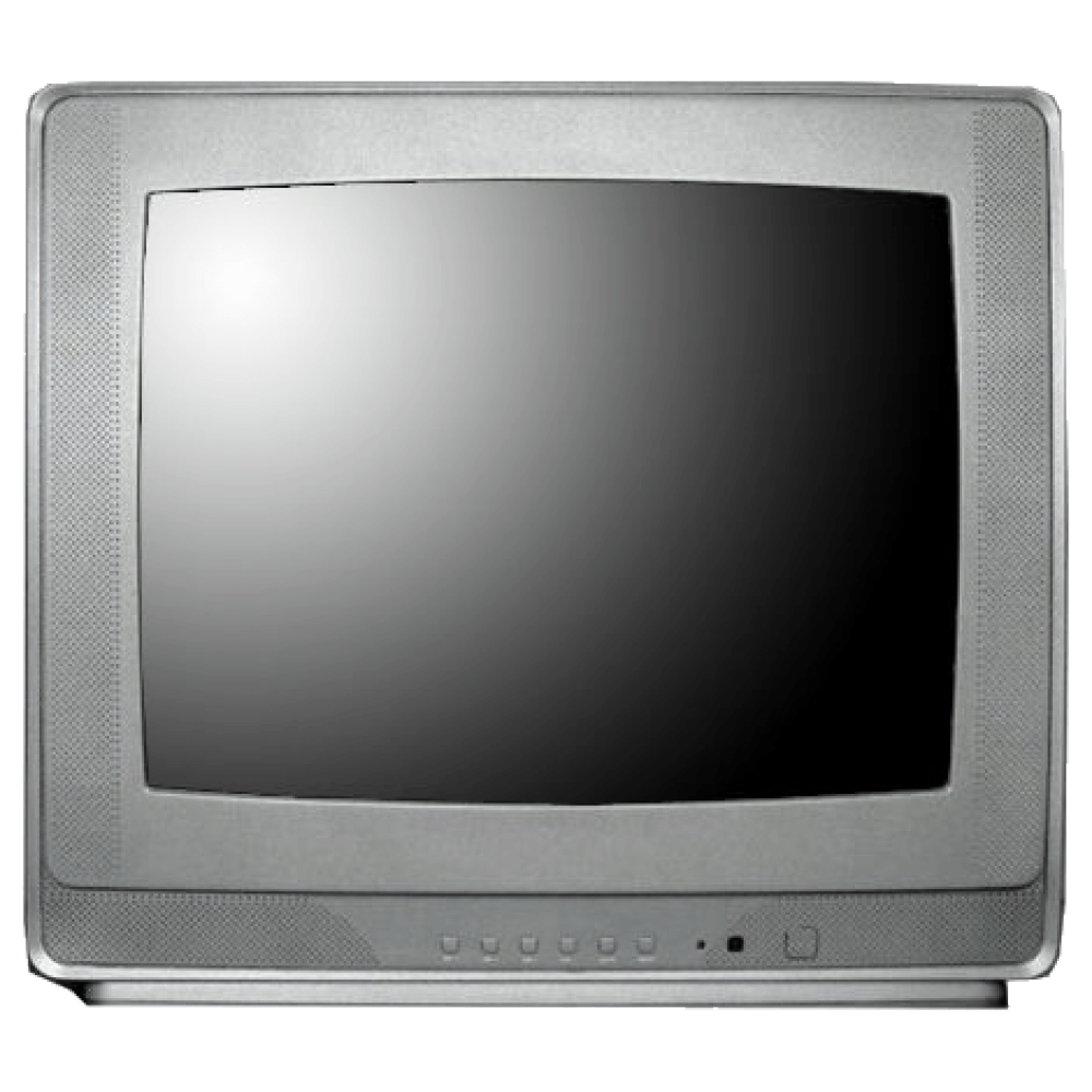 Png images old free. Television clipart crt tv