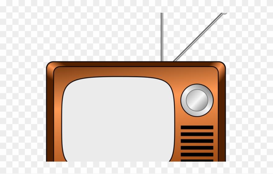 Cartoon old png transparent. Television clipart tv frame