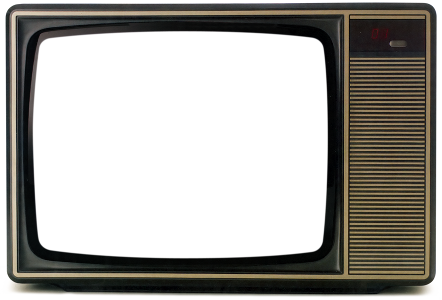 television clipart antique tv