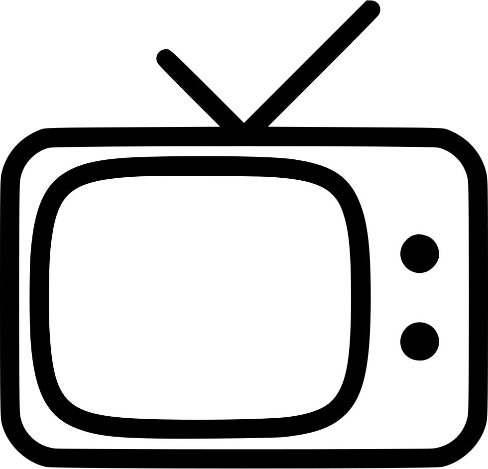 Pin by hopeless on. Television clipart tv station