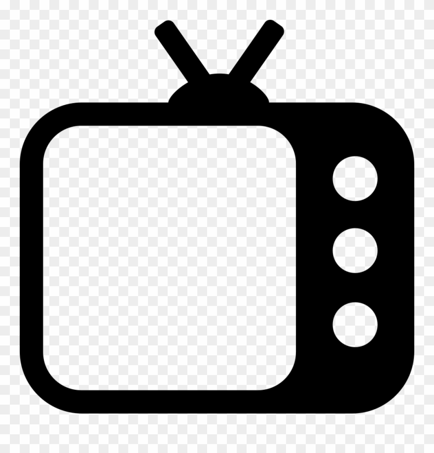 Cable svg png free. Clipart tv tv icon