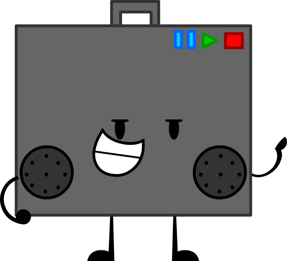 Inanimate wikia fandom powered. Clipart tv tv radio