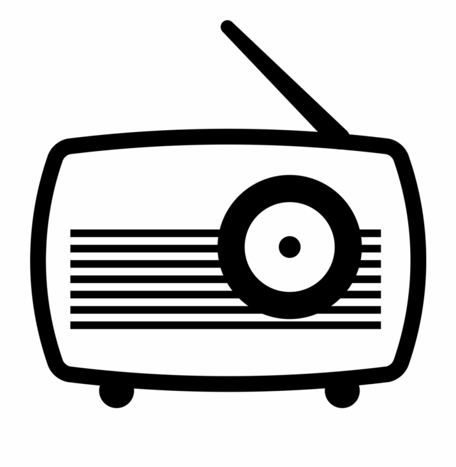 Clipart tv tv radio. Television and png