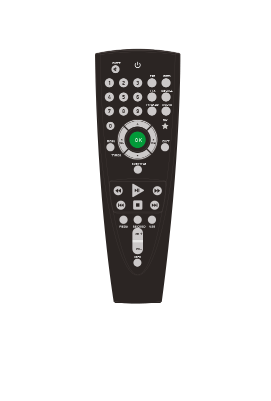 Television free stock stockio. News clipart tv remote