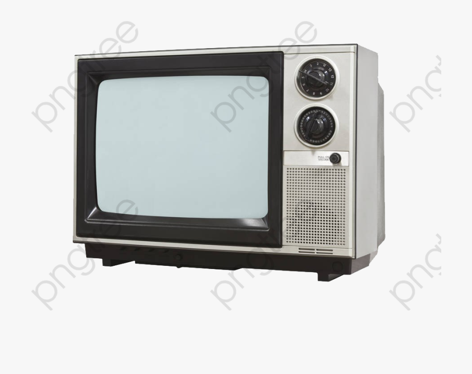 Clipart tv tv set. White old png transparent