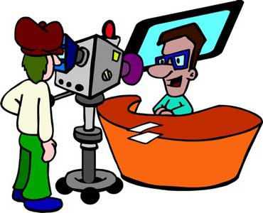 shows clipartlook. Clipart tv tv station